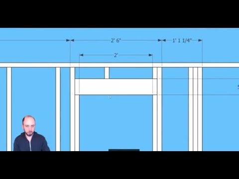 Part 10   Turning Drawings Into Printed Plans   Designing a Tiny House in Sketchup