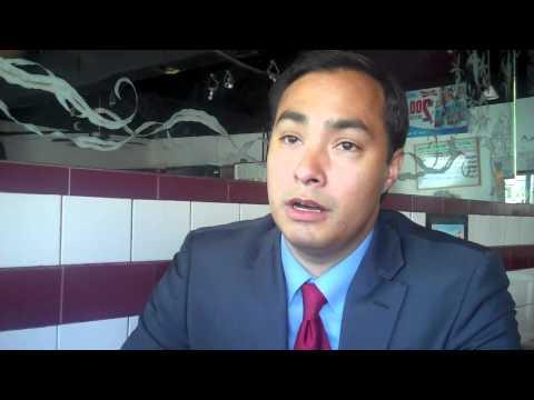 Joaquin Castro On Running For Congress