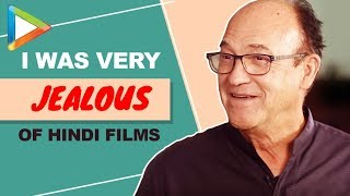Chuck Russell On Shah Rukh Khan, Salman Khan, Aamir Khan & the Beauty of Bollywood | Junglee