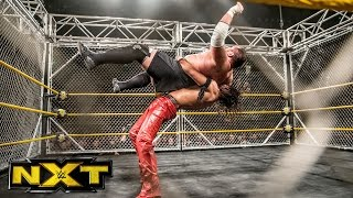 Shinsuke Nakamura vs. Samoa Joe - NXT Championship Steel Cage Match: WWE NXT, Dec. 14, 2016