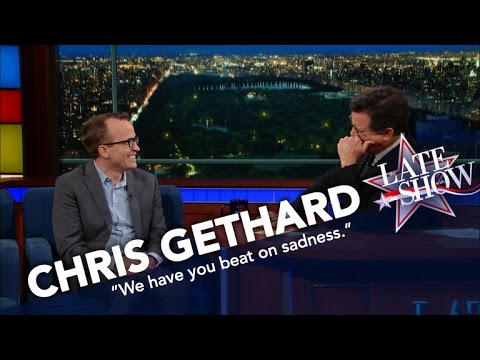 Chris Gethard Would Prefer To Laugh About His Depression
