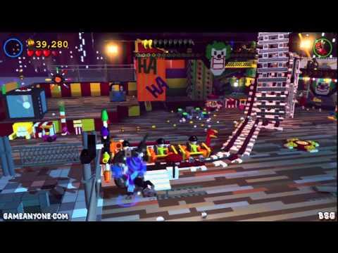 LEGO Batman 3 Beyond Gotham Walkthrough Part 8: Big Trouble in Little Gotham