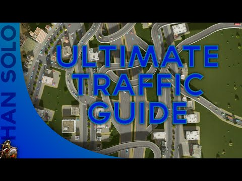 Cities Skylines - Tips Part 1 - Traffic