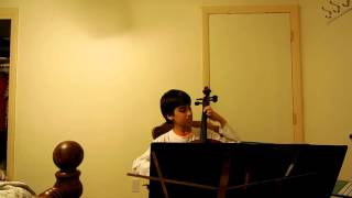 MMSE Assignment: G Major Scale