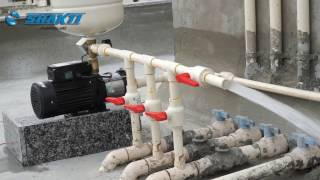 How to Install SH Pressure Booster Pump? Learn From the Video
