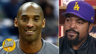 Ice Cube reacts to the death of Kobe Bryant   The Jump