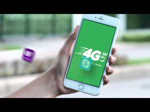 4G LTE powered by Smart, the FASTEST Mobile Internet in Cambodia!3