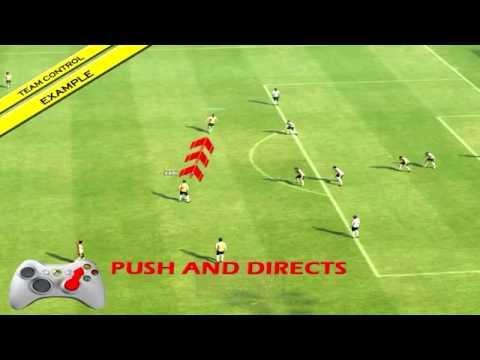 PES 2013: Team Control