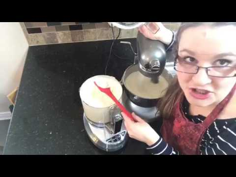How To Make Homemade Butter and Buttermilk with Organic Whipping Cream