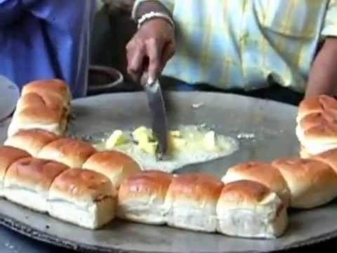 Vada Pav Mumbai Style