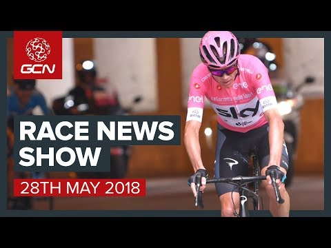 Giro d'Italia Final Week, Hammer Series & More! | The Cycling Race News Show