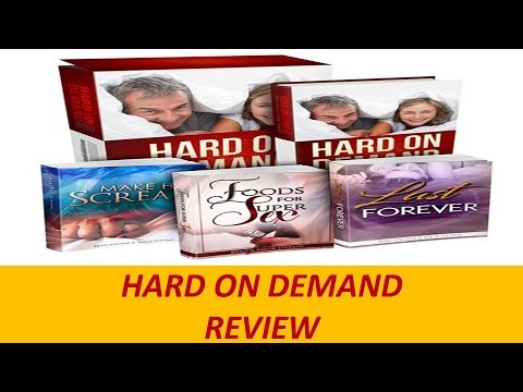 Hard On Demand Review - Scam Or Legit?