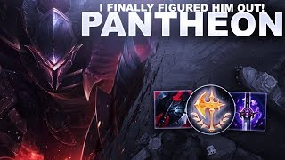 I FINALLY FIGURED OUT *NEW* PANTHEON! - League & Chill | League of Legends