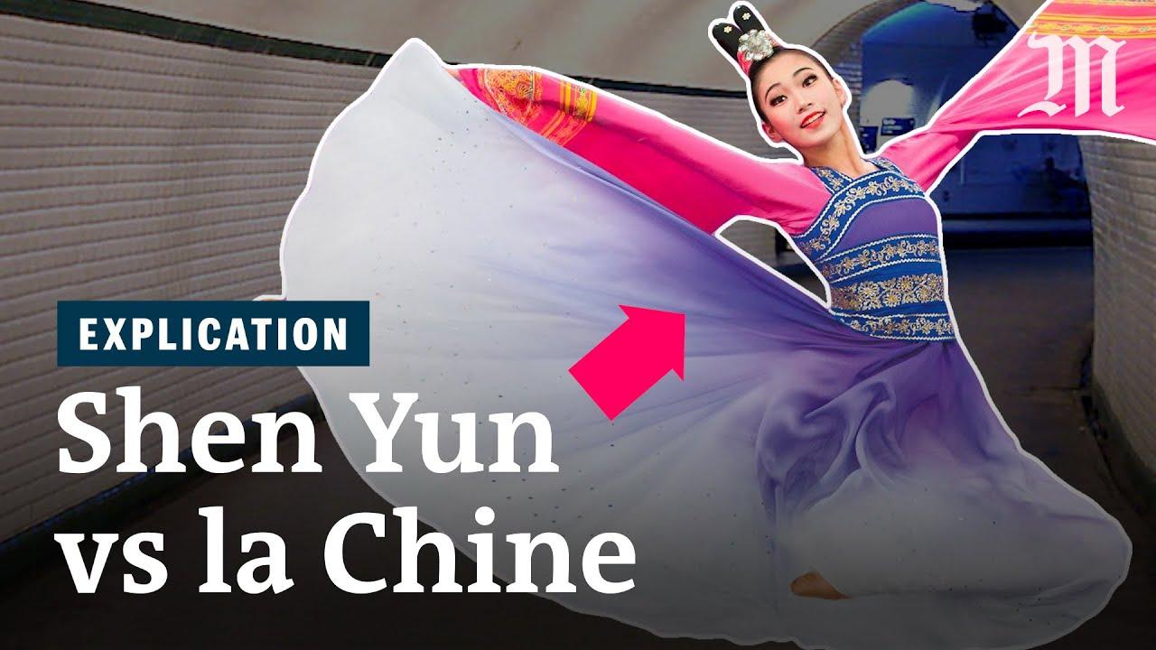 Pourquoi la Chine ne veut pas que vous alliez voir le spectacle Shen Yun
