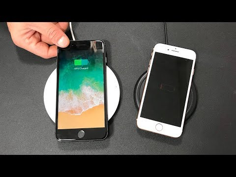 iPhone 8 Wireless Chargers