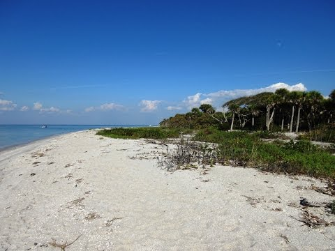 Florida Camping at it's Best - Cayo Costa Island