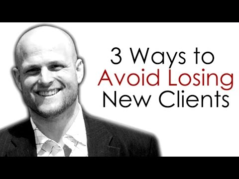 Real Estate Agents... 3 ways to avoid loosing