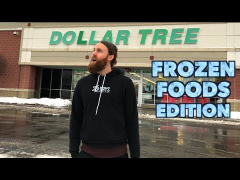 What's VEGAN at Dollar Tree? Frozen Foods Edition - ON A BUDGET
