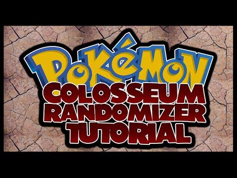 How to Randomize Pokemon Colosseum (PC)
