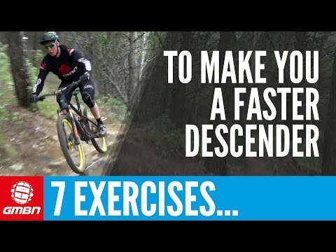 7 Body Weight Exercises To Make You A Faster Descender | Mountain Bike Training