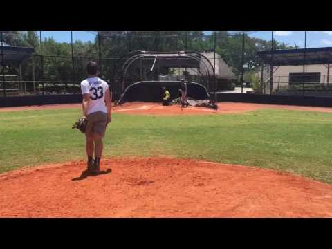 Owen Almeida 2018 RHP 3.6 GPA - Behind Mound