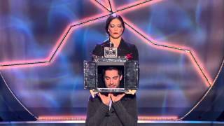 Vixen DeVille Headbox Illusion  - UN-AIRED FOOTAGE FROM MASTERS OF ILLUSION