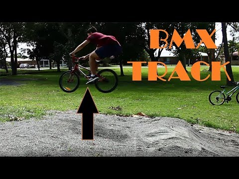 BMX Track the Casual VLOG