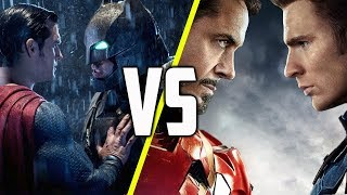 Download Batman v Superman v Captain America: Civil War - Why One Worked and One Didn't Video