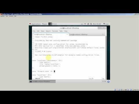 DNS server configuration on RHEL-7/CentOS-7 (Bangla Tutorial #Part-3)