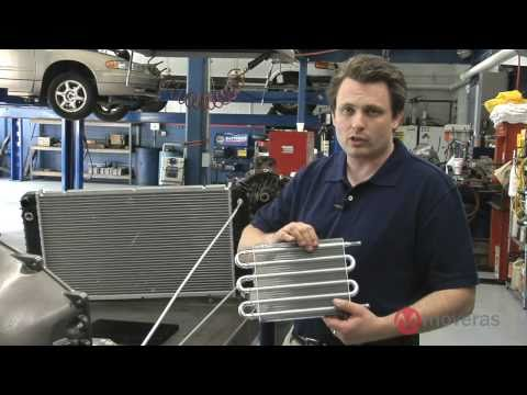 How to Install In-Line Filters and Auxiliary Coolers
