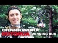 Crankworx Rotorua 2018: MTB Slopestyle winning run with Brett Rheeder.