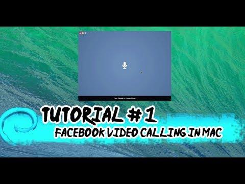How to do Facebook Video Call On Mac OS X Mavericks