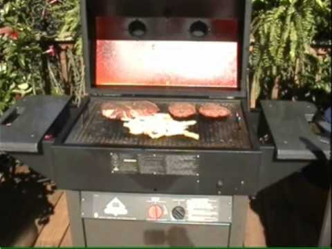STEAKS AND BURGERS