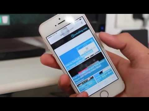 How to Search Within a Webpage on iOS 8 Safari for iPhone or iPad