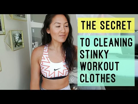 OxiClean for STINKY clothes