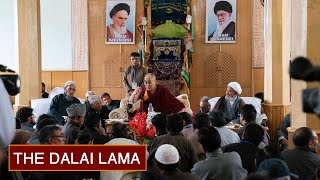 Meeting with the Shia and Sunni Communities in Leh
