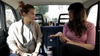BACKSEAT DRIVING - ft Hayley Kiyoko (episode 1)