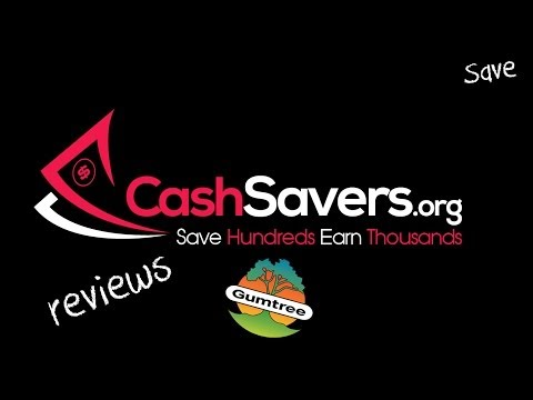 Gumtree - Cash Savers review