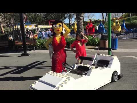 Legoland California and SeaWorld San Diego Feb 2016