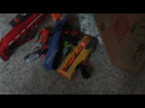 How to make a proper nerf fort
