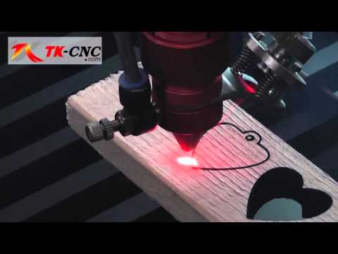 100w laser cut 17mm soft wood, China cnc laser machine, laser cutter