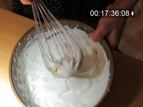 How to Whip Cream Without Electricity: A Carla's Kitchen Video