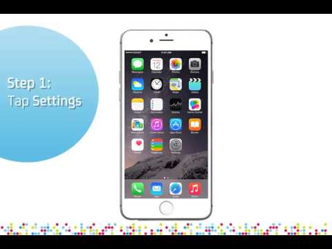 Apple iPhone 6 Plus: Turn on/off data services