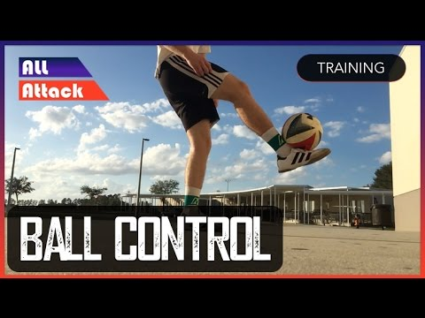 How to Improve Ball Control | Training