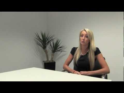 Jobs in Recruitment - Graduate Testimonial (Kate)