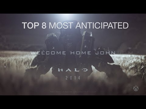Top 8 most anticipated games of 2014 - 2015