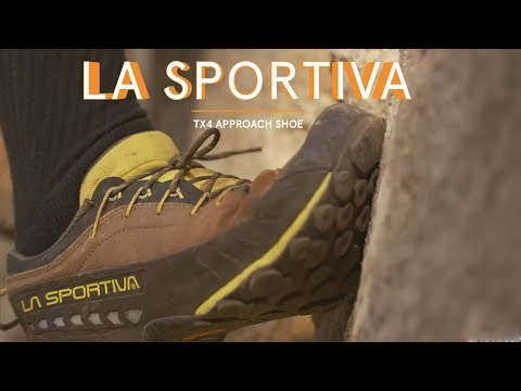 La Sportiva TX4 Approach Shoe Review | Adventures In Sicily, Ep.1