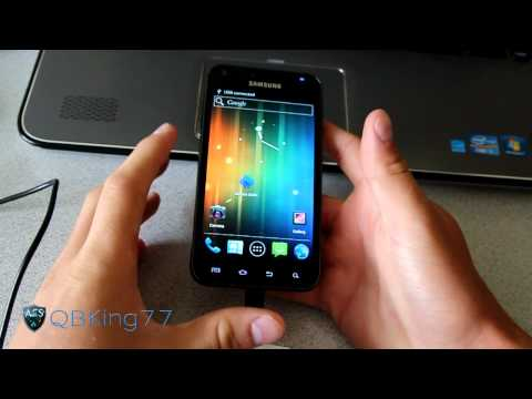 How to Temporary Boot Stock EL29 on the Samsung Epic 4G Touch