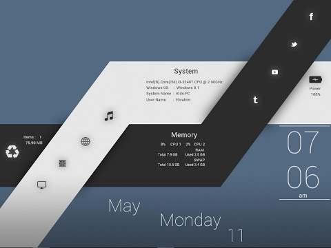 How to Get A Custom Theme/Skin On Your Windows 7/8/8.1