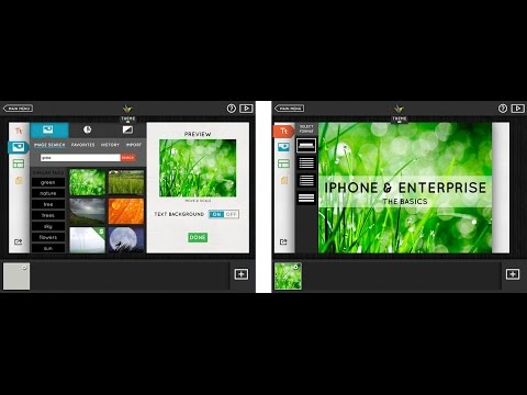 Best Presentation Apps for iPad